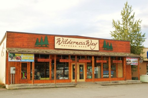 Wilderness Way Outdoor Gear- AK    High Quality and beautiful shop with great gear   and Excellent Steelybead and Slip-Stop Pegg selection.   Phone number   (907) 262-3880     44370 Sterling Hwy   Soldotna ,  AK   99669