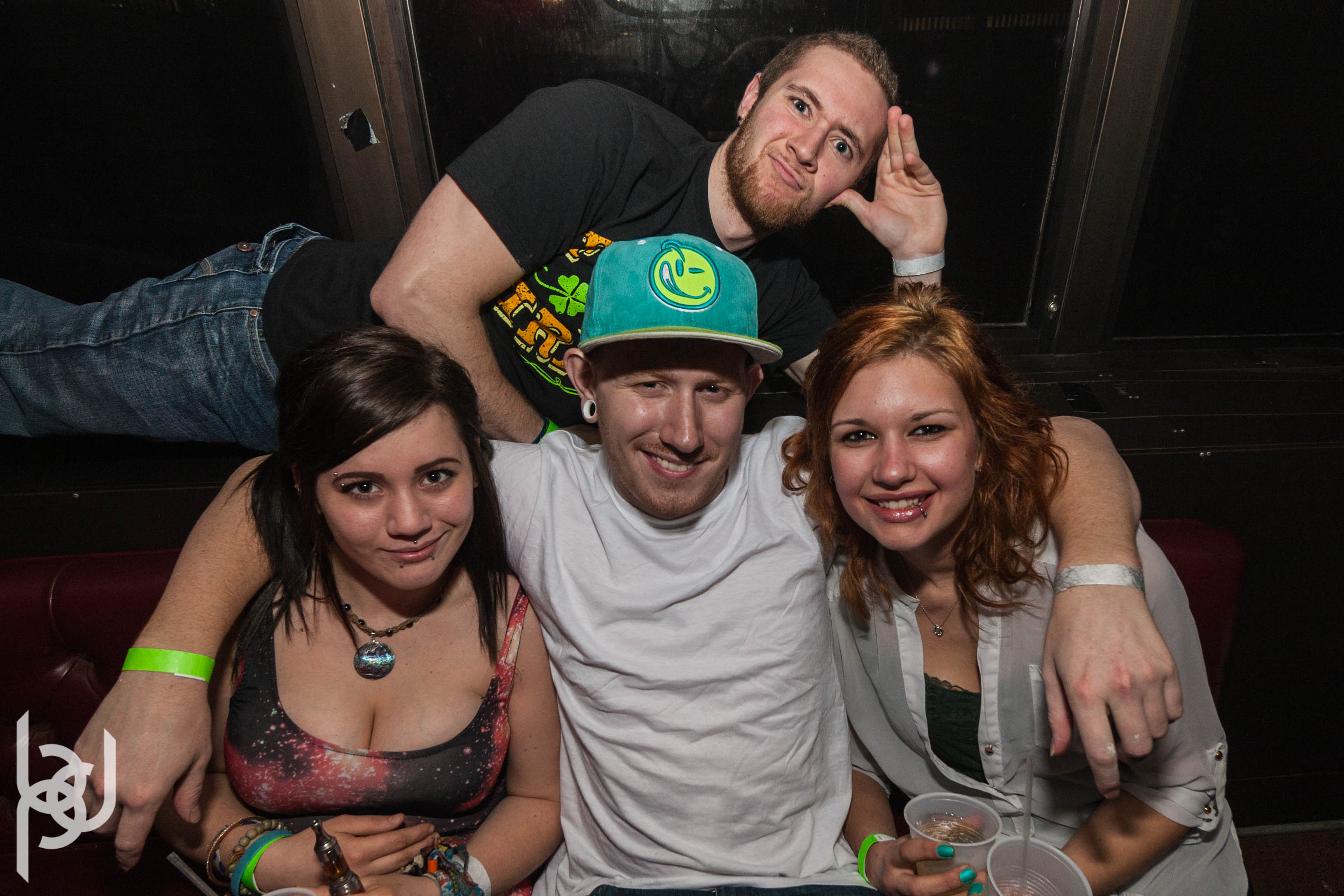 DOWNLINK, DIESELBOY, AJAPAI, MANTIS at The Loft 031414 BDP-21.jpg