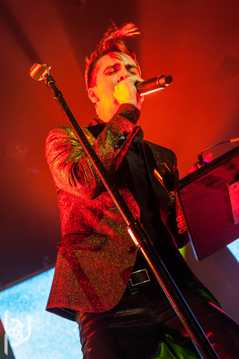 Panic! at the Disco, the Colourist & X Ambassadors at Skyway Theatre 012114 BDP-32.jpg