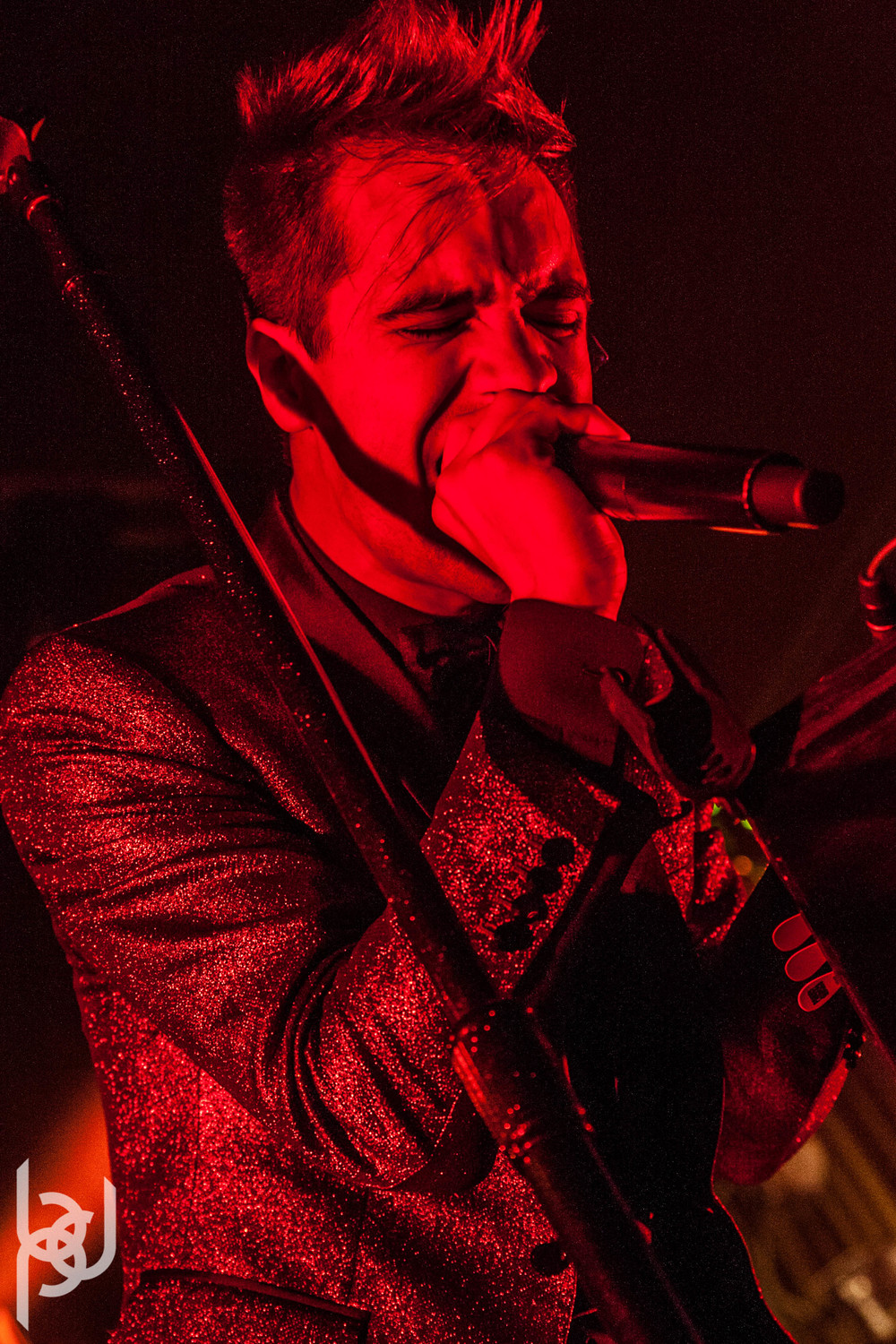 Panic! at the Disco, the Colourist & X Ambassadors at Skyway Theatre 012114 BDP-35.jpg