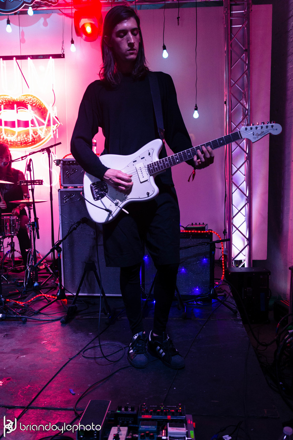 Red Bull - Dum Dum Girls, Tropicana and the Flea, Lowell @ The Well 2014.11.16-54.jpg