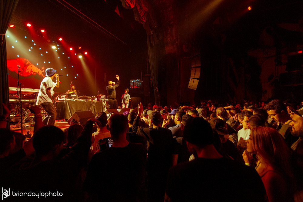 Lil Wayne, Juicy J, Two-9, Tree @ The Fonda 25.11.2014-1.jpg