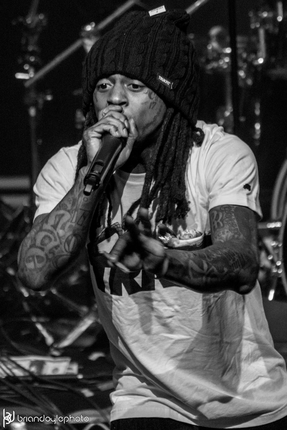 Lil Wayne, Juicy J, Two-9, Tree @ The Fonda 25.11.2014-38.jpg