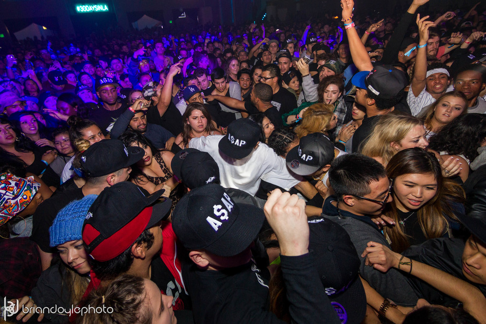 Red Bull Sound Select Presents - Drake, A$AP Mob @ Hollywood Palladium 30.11.2014-25.jpg