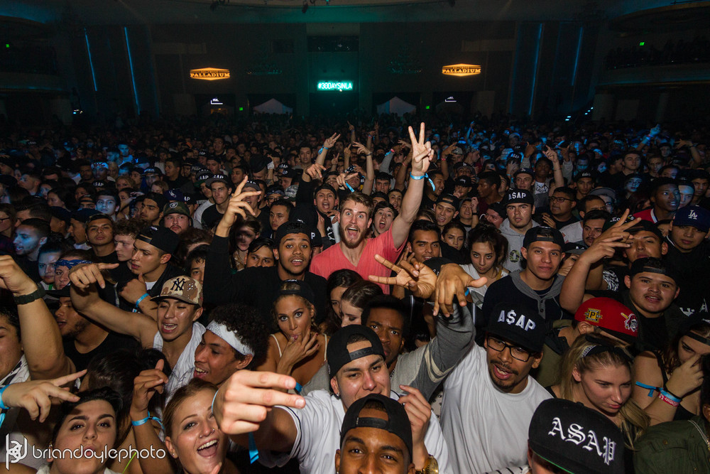 Red Bull Sound Select Presents - Drake, A$AP Mob @ Hollywood Palladium 30.11.2014-42.jpg