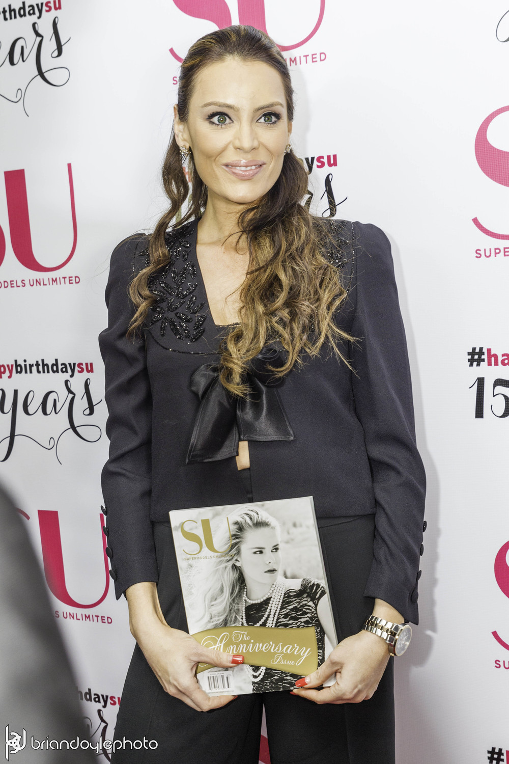 Tinashe @ Super Models Unlimited 15th Year Anniversary 31.01.2015-14.jpg