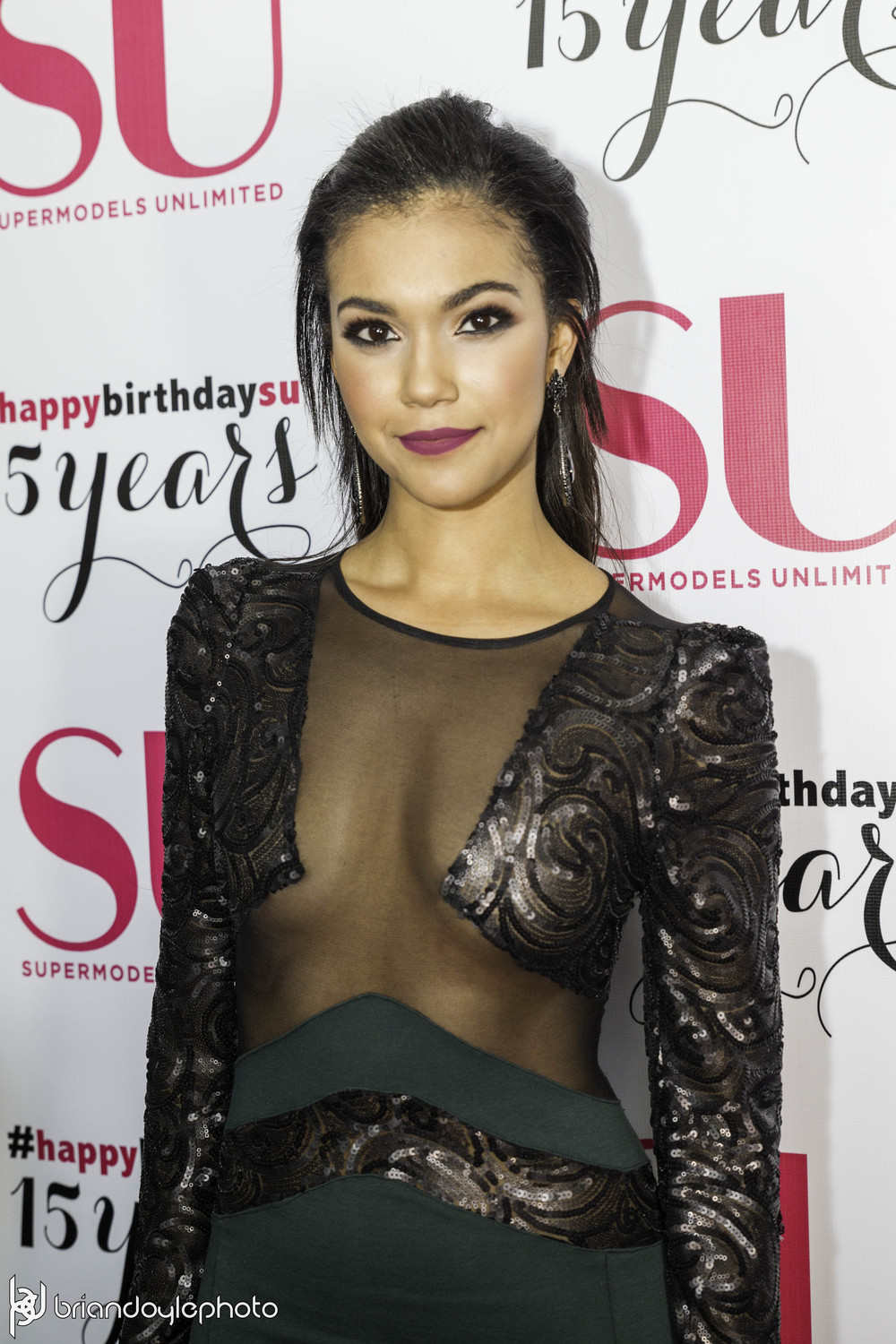 Tinashe @ Super Models Unlimited 15th Year Anniversary 31.01.2015-31.jpg