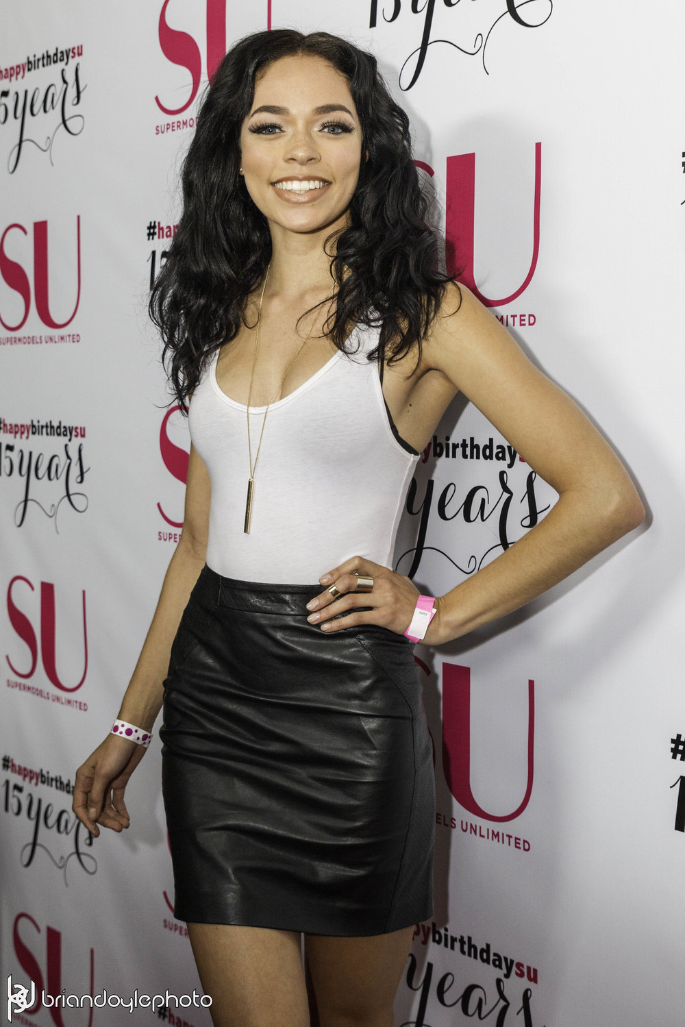 Tinashe @ Super Models Unlimited 15th Year Anniversary 31.01.2015-60.jpg