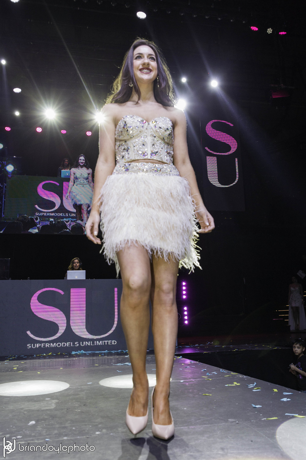 Tinashe @ Super Models Unlimited 15th Year Anniversary 31.01.2015-135.jpg