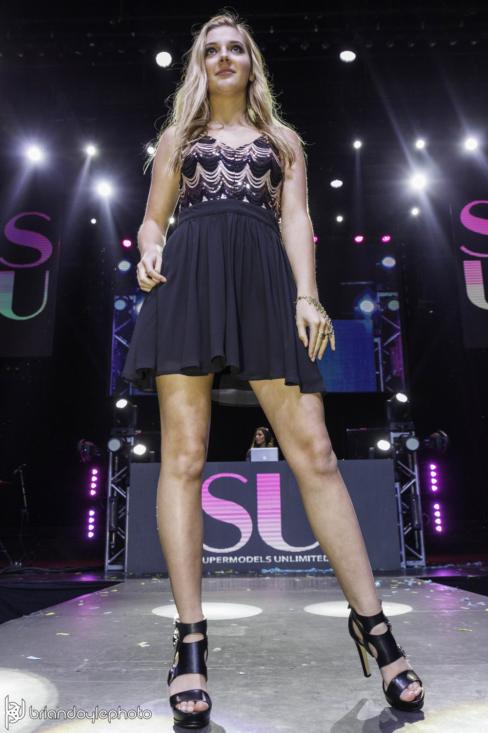 Tinashe @ Super Models Unlimited 15th Year Anniversary 31.01.2015-137.jpg