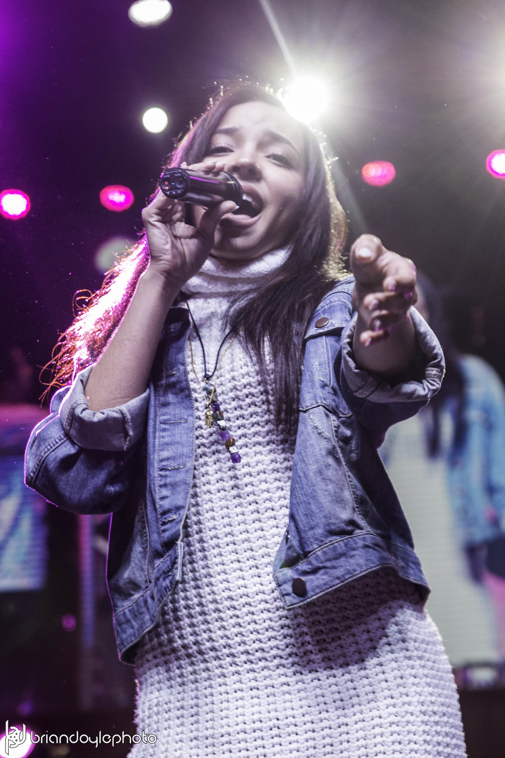Tinashe @ Super Models Unlimited 15th Year Anniversary 31.01.2015-156.jpg