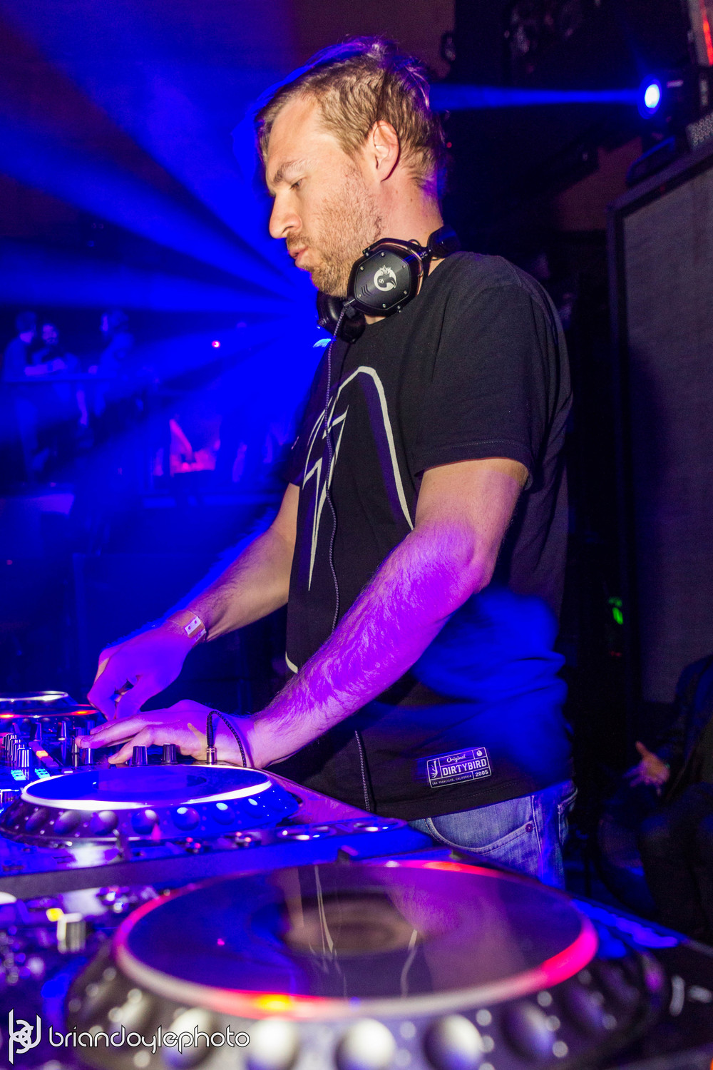 Riva Star, Dirty Bird, Shmitty b2b  leiel at Exchange LA 03.28.2015 (11 of 38).jpg