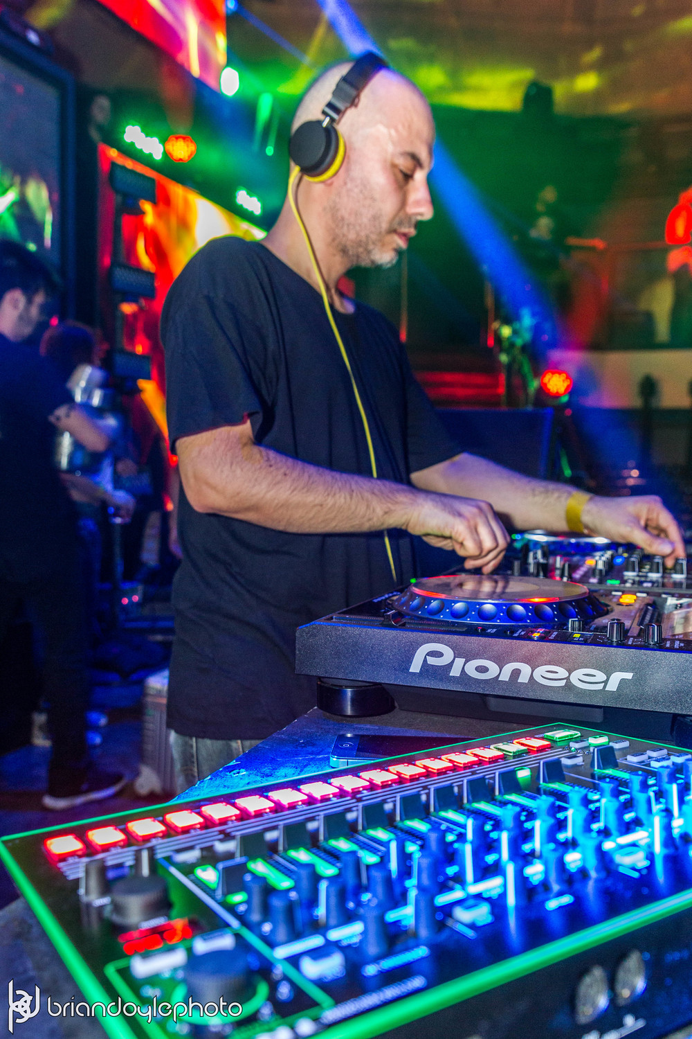 Riva Star, Dirty Bird, Shmitty b2b  leiel at Exchange LA 03.28.2015 (24 of 38).jpg