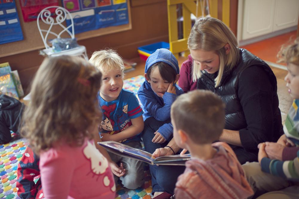 Pre-Kindergarten:4 -5 year olds