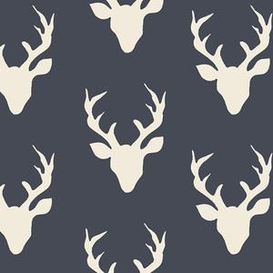 Buck Forest Knit in Twilight