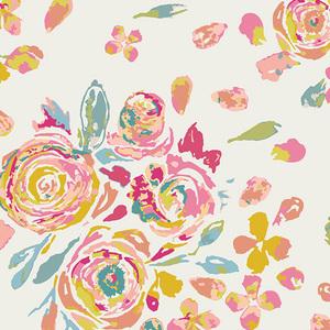 Swifting Flora Knit in Fond