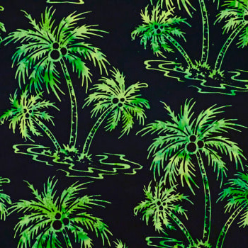 Palm Trees in Moca Green