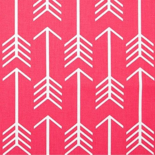 Arrows in Fuchsia