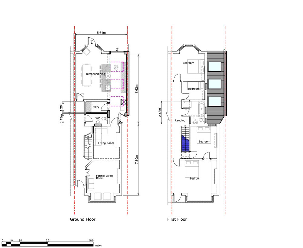 Proposed Floor Plans