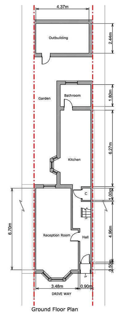 Ground Floor - Existing