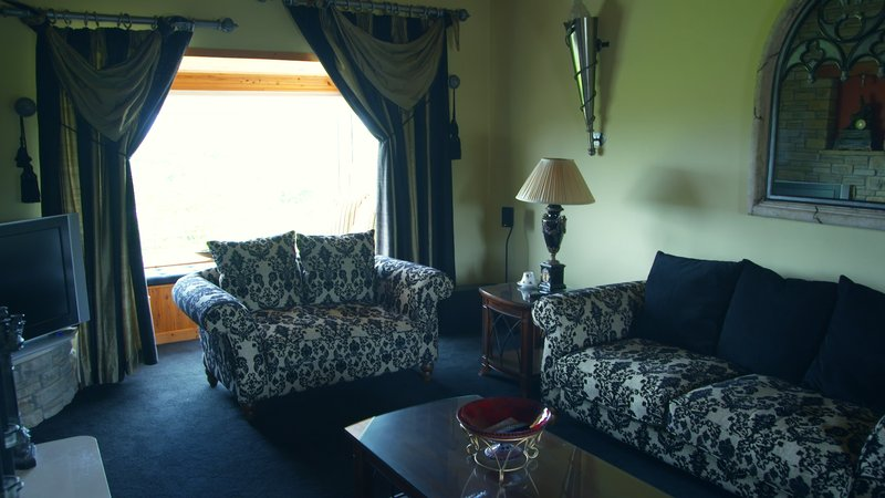 Living Room Before -