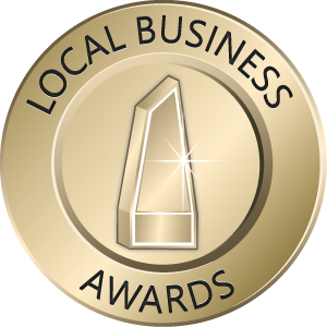 Finalist for local business of the year