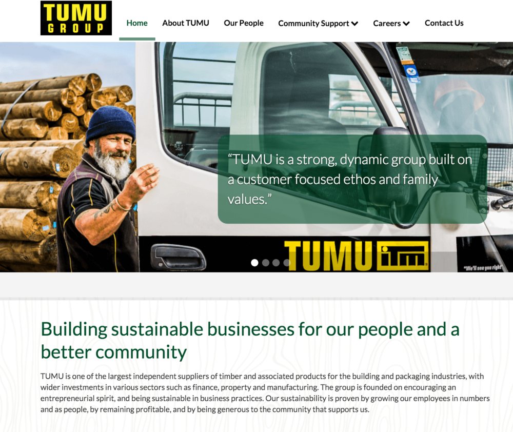 Click to view Tumu Group Website