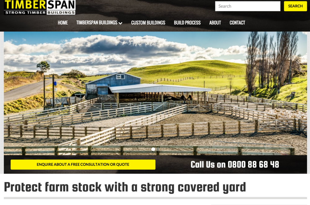 Click to view  TimberSpan Website