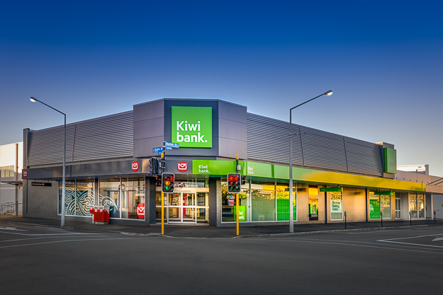 Kiwi Bank Building, Hastings
