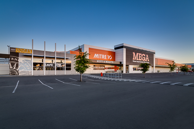 Mitre 10 Mega, Hastings