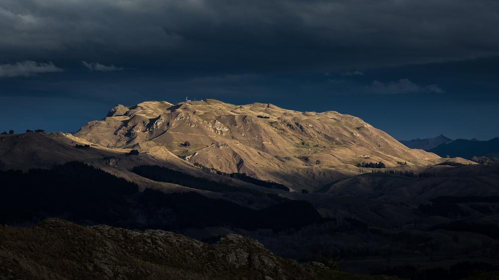 Mount Kahuranaki