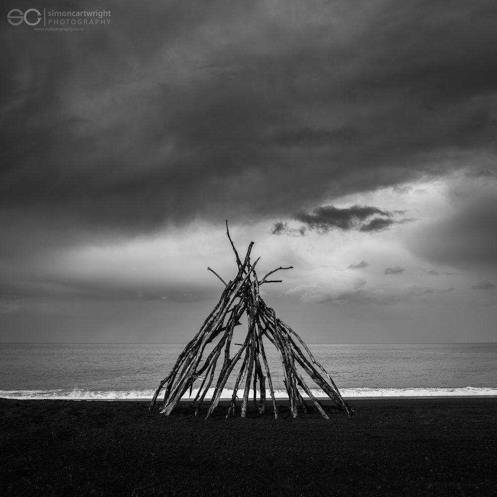 Driftwood Tent
