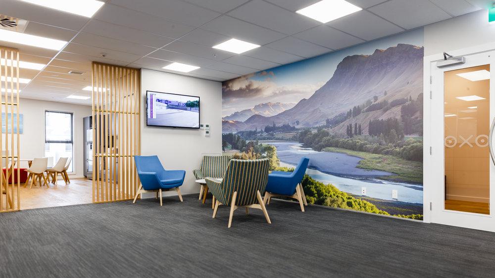Reception Wall Art