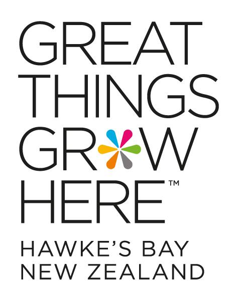 Great Things Grow Here Logo
