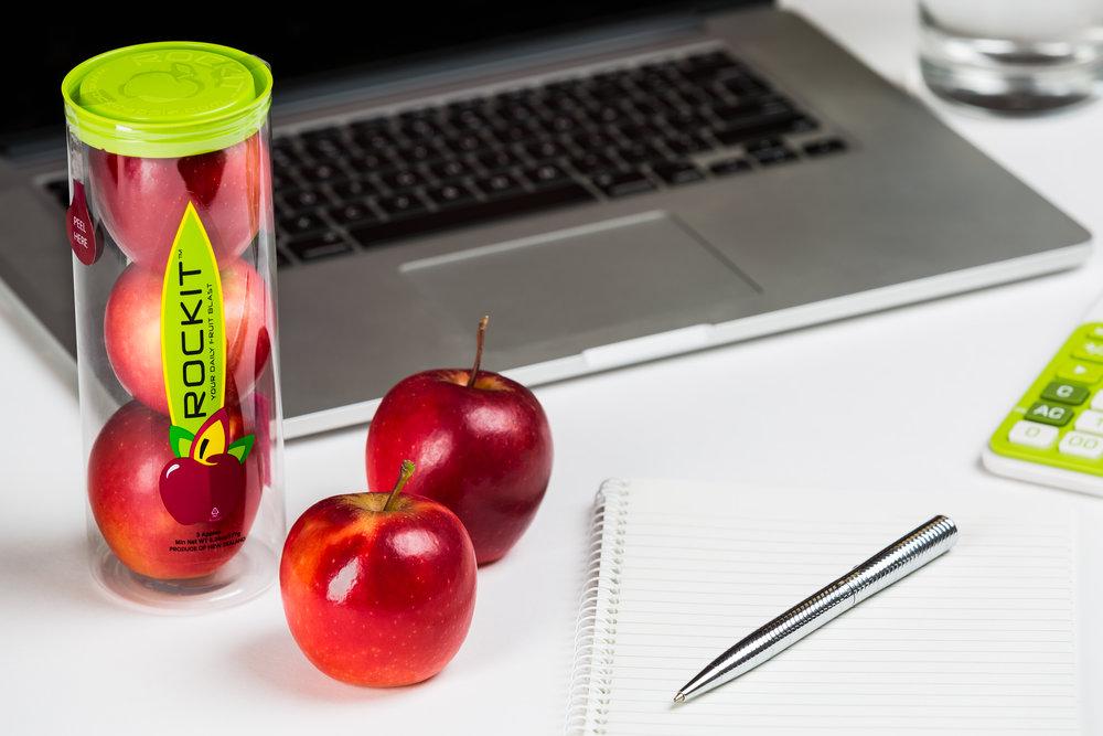 Rockit Apples Marketing Images