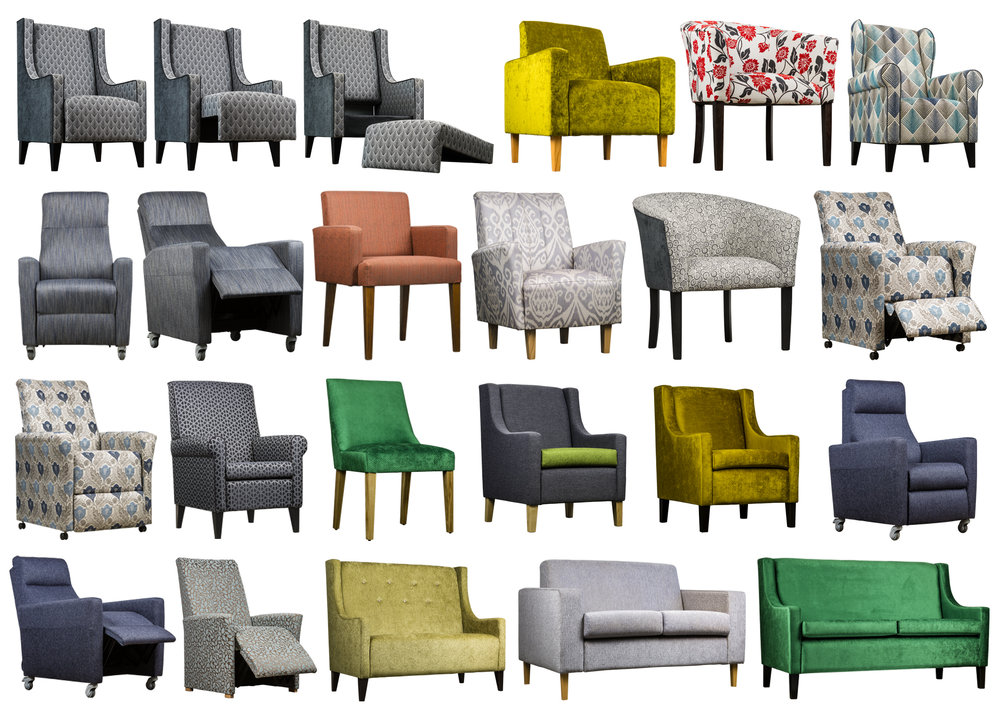 Regal Furniture Chairs Montage
