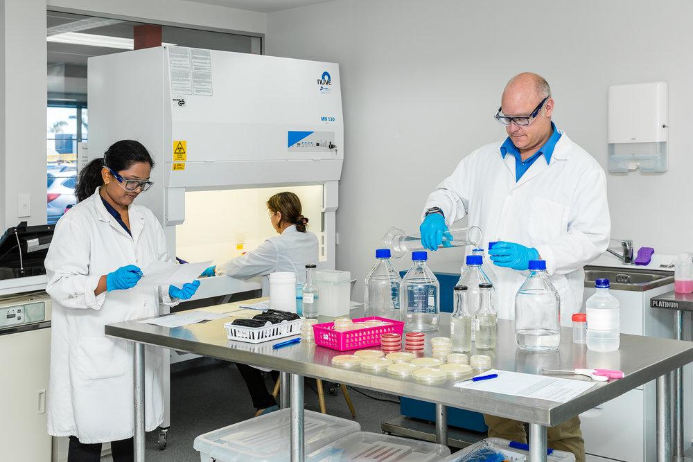 WTHB Laboratory