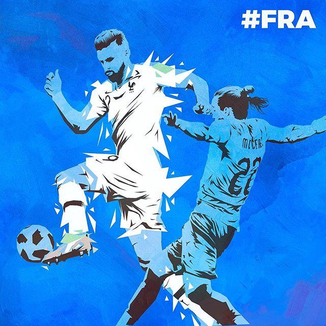 Congrats #France 🇫🇷 #oliviergiroud @oliviergiroudofficial @equipedefrance #fra