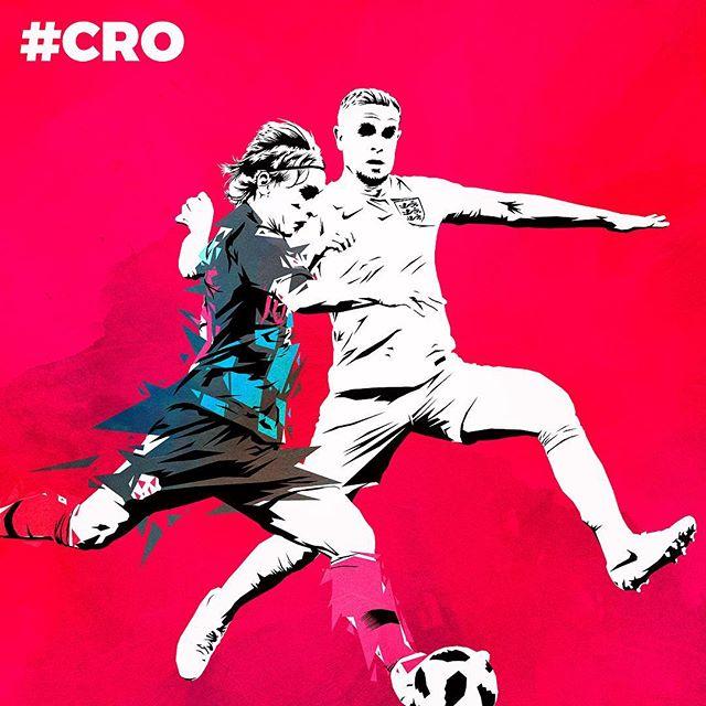 Finalist 🙌🏻🇭🇷🏆🏅⚽️ #Croatia #cro #lukamodric @lukamodric10 @hns_cff #hns
