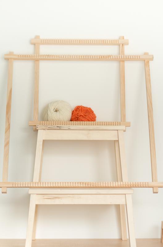 Loom and Spindle Weaving Loom