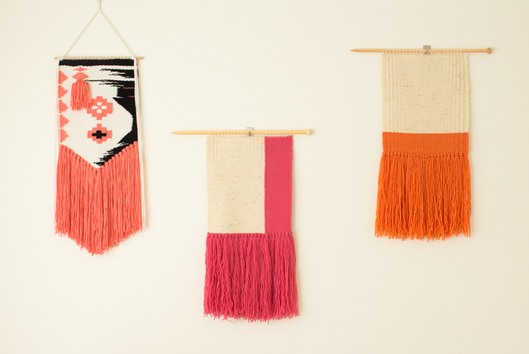 Weaving on Your Frame Loom – And The Most Common Problem And How To ...