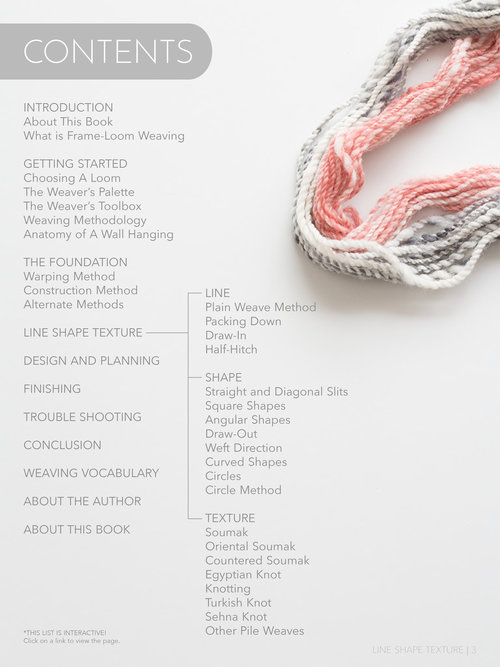 Our Book — Loom & Spindle