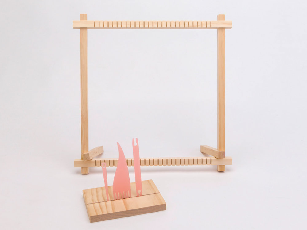 Loom & Spindle Weaving Kits
