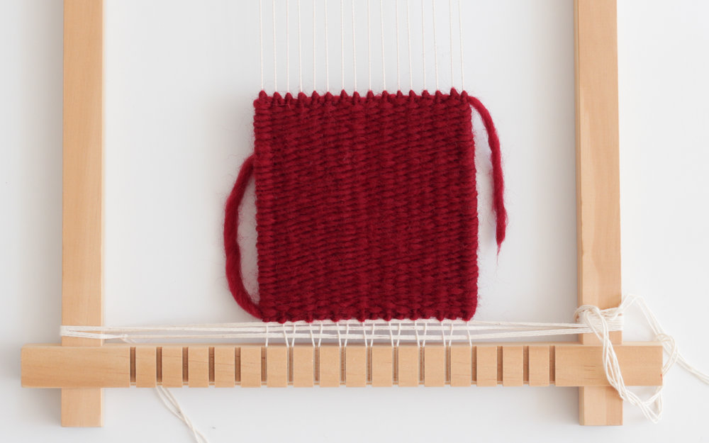 Loom & Spindle - Tapestry Sampler Method