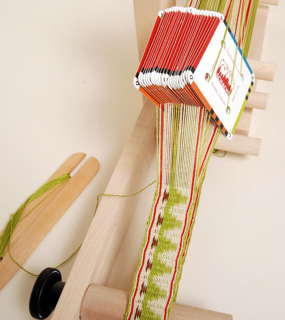Loom & Spindle - cards-on-loom.jpg
