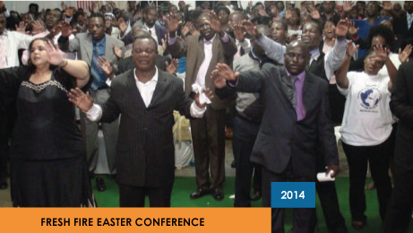 Easter Conference 2014