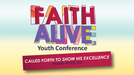 Faith Alive Youth Conference 2015
