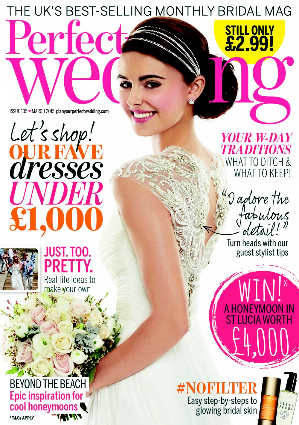 Perfect Wedding Magazine March 2015