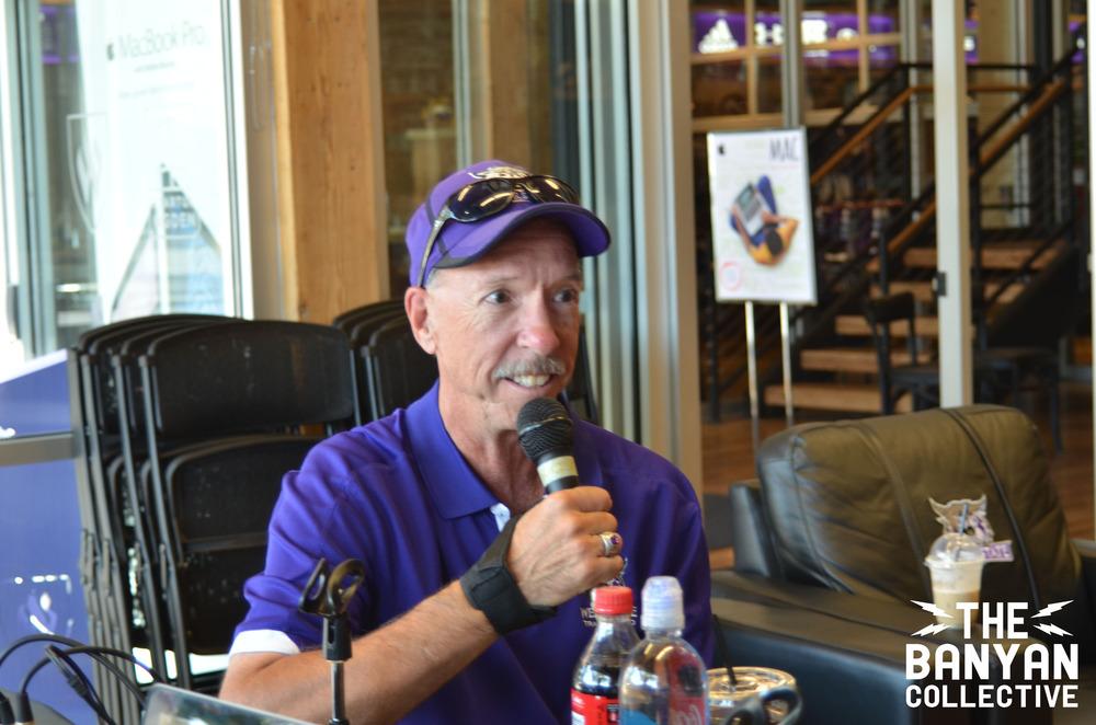 Dan Walker - Weber State University Track & Field Director of Operations