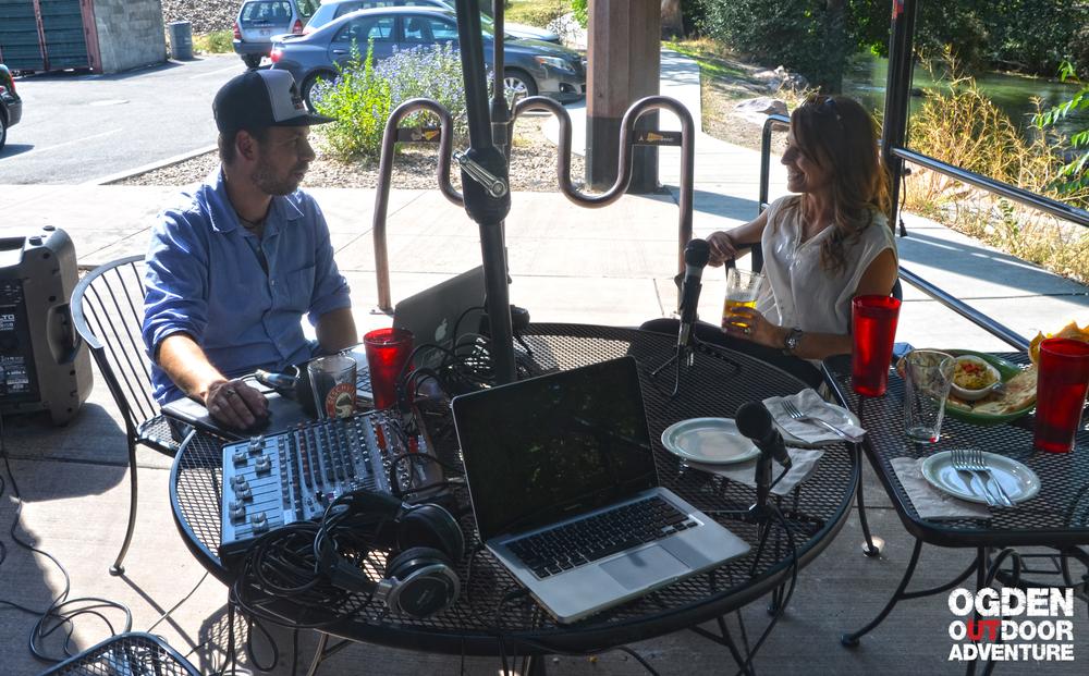 Visit Ogden's Sara Toliver on the Ogden Outdoor Adventure Show!